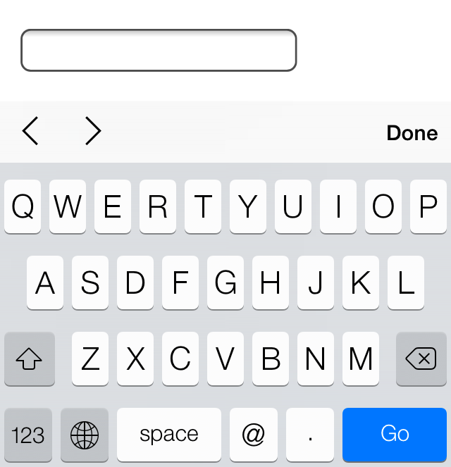 iOS7 Email Control